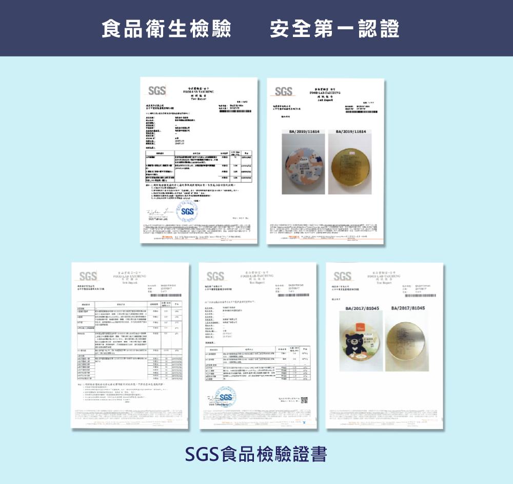 食品檢驗SGS