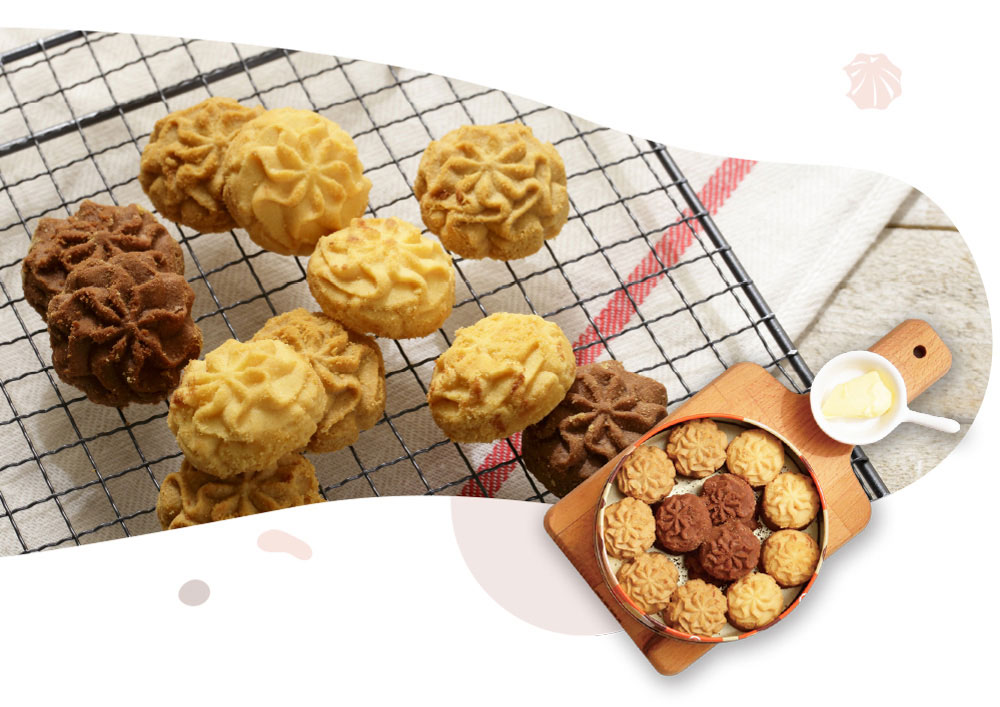 曲奇餅-與你品嘗人生百味